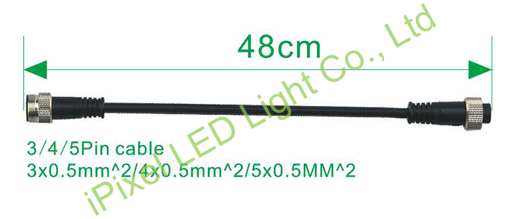 Extension Cable (splicing ear)