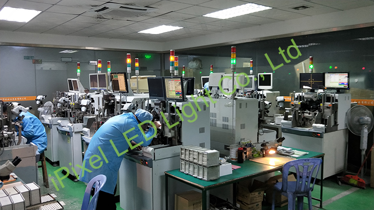 SMD LED Packaging  technology Training Class